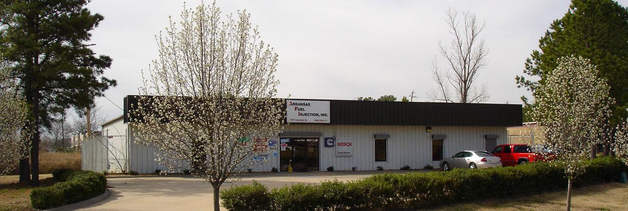 Arkansas Fuel Injection Inc - Home